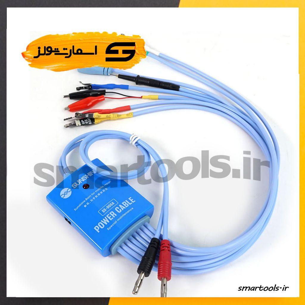 کابل منبع تغذیه آیفونی سانشاین مدل SUNSHINE SS-905A