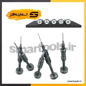 پیچ گوشتی تکی کیانلی مدل QIANLI 3D iThor - اسمارت تولز