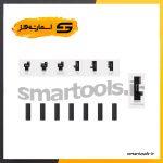 کابل منبع تغذیه آیفونی کیانلی مدل QIANLI iPower Max - اسمارت تولز