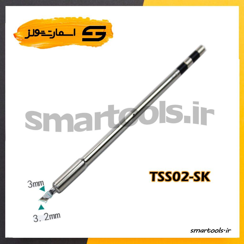 نوک هویه کوئیک TS1200A مدل QUICK TSS02