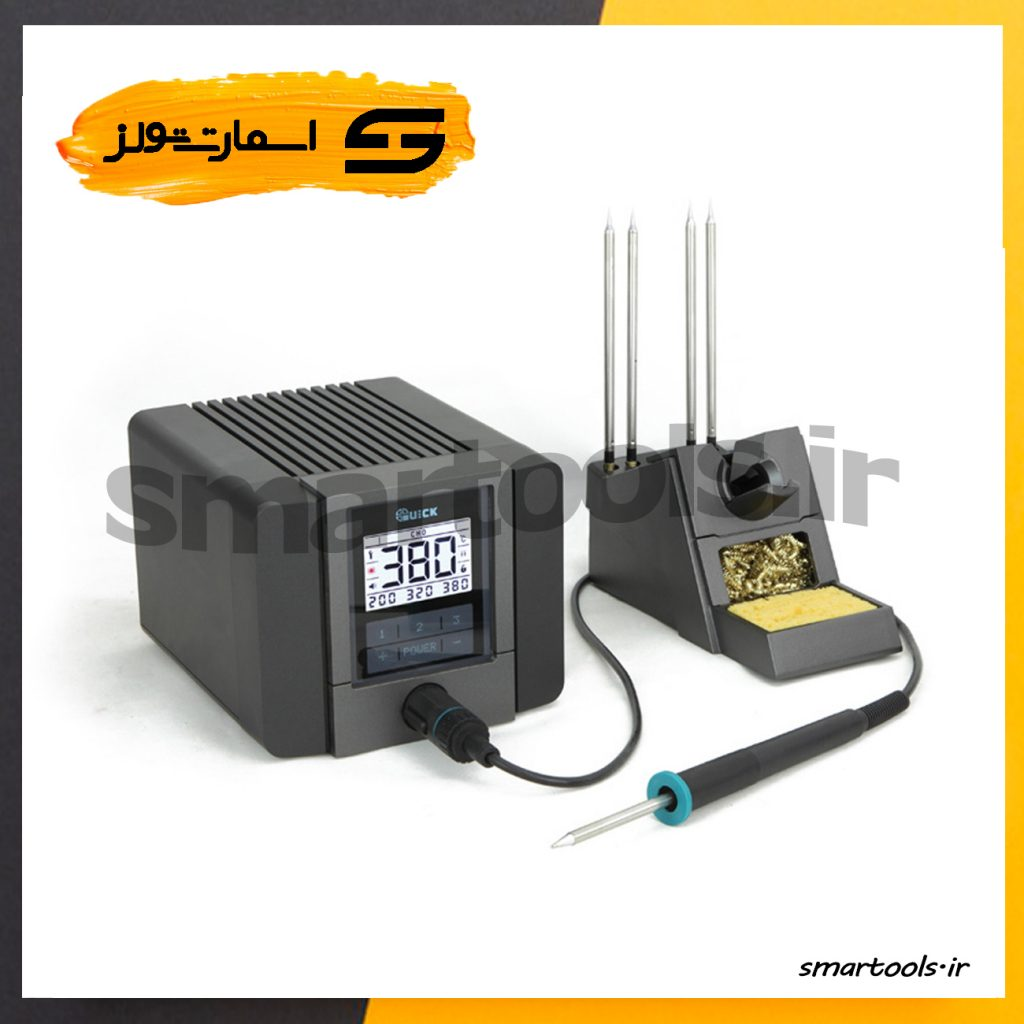هویه دیجیتال کوئیک مدل QUICK TS-1200A