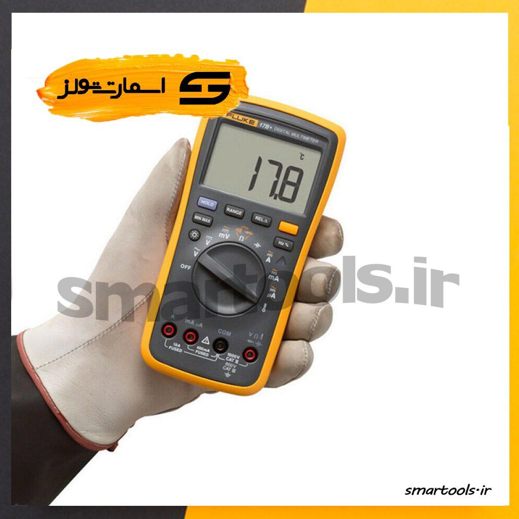 مولتی متر دیجیتال فلوک مدل +FLUKE 17B