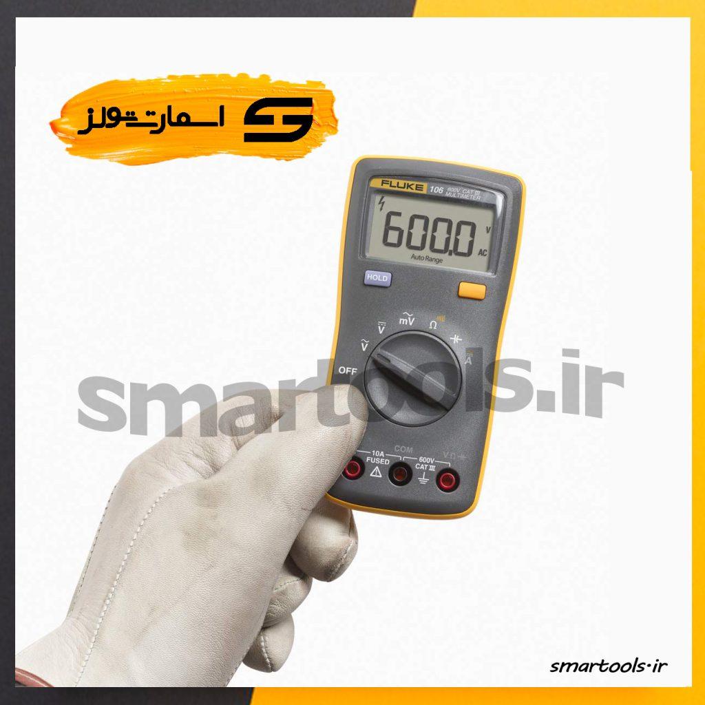مولتی متر دیجیتال فلوک مدل FLUKE 106