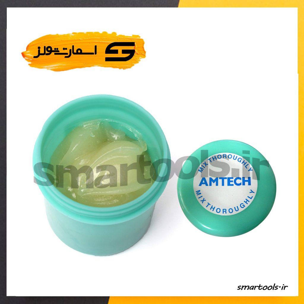 خمیر فلاکس کاسه ای امتچ مدل AMTECH NC-559-ASM