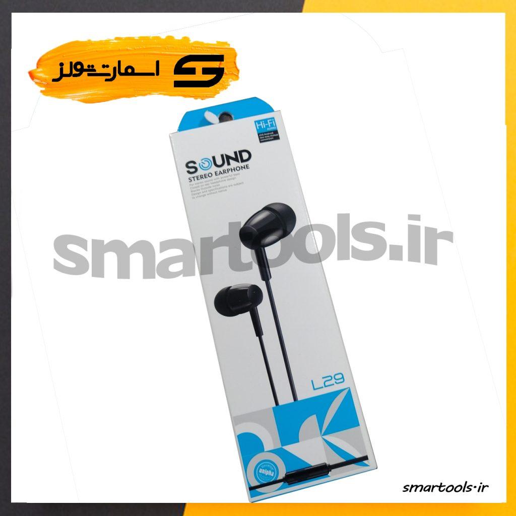 هندزفری یونیورسال مدل L29 BASS EARPHONE